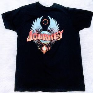 Journey's Band Tour Tee shirt 2016 size S